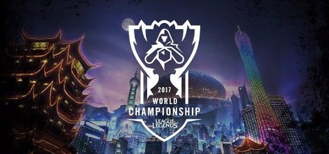 El 12 de septiembre inicia el sorteo de grupos para el Worlds 2017 de LOL