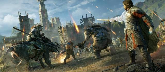 Obtén gratis Middle-earth: Shadow of War con Nvidia