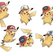 Podrás descargar a Pikachu con gorra de Ash en Pokémon en Sun & Moon
