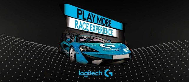 Gana increíbles premios en la Race Experience de Logitech