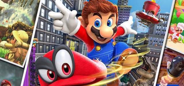 Nuevo tráiler de Mario Odyssey