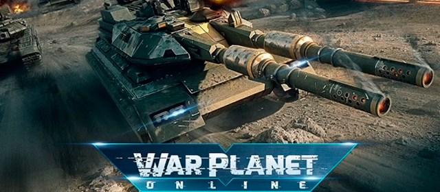 Gameloft anuncia la llegada de War Planet Online a móviles