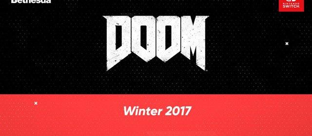 La versión física de Doom para Switch sólo traerá la campaña