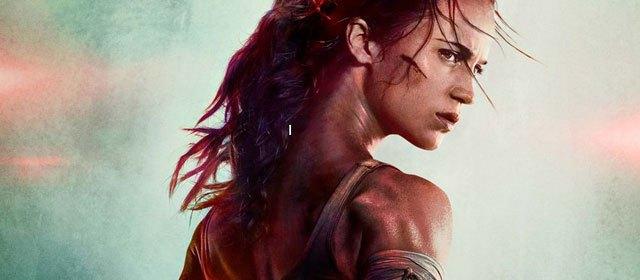 Primer teaser de la película de Tomb Raider