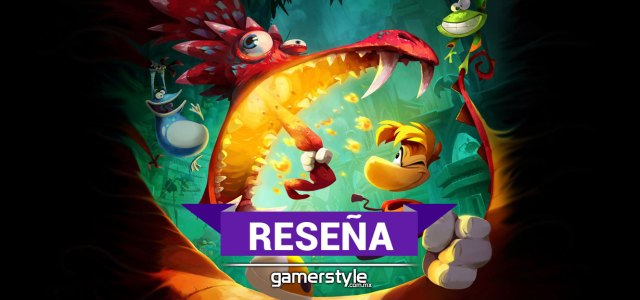 Reseña: Rayman Legends Definitive Edition