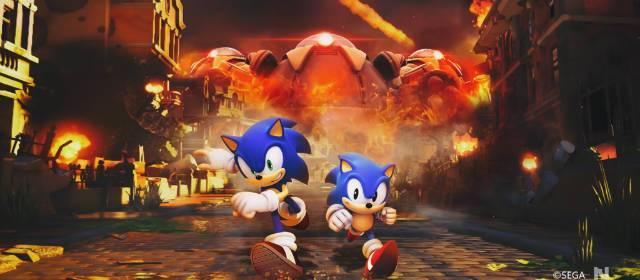 Sega comparte el trailer de lanzamiento de Sonic Forces