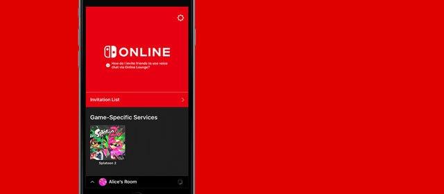 La app Nintendo Switch Online ha recibido importantes mejores