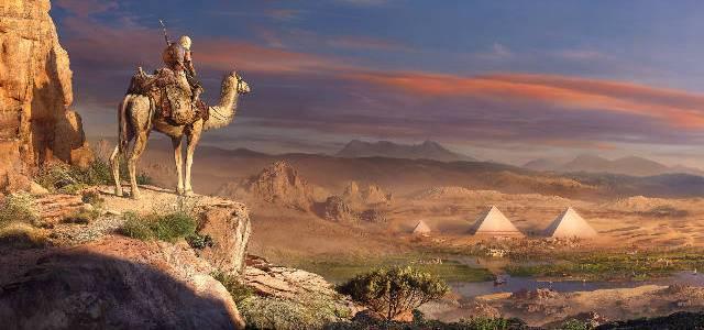 Saca tu lado aventurero con el Discovery Tour de Assassin's Creed Ancient Egypt