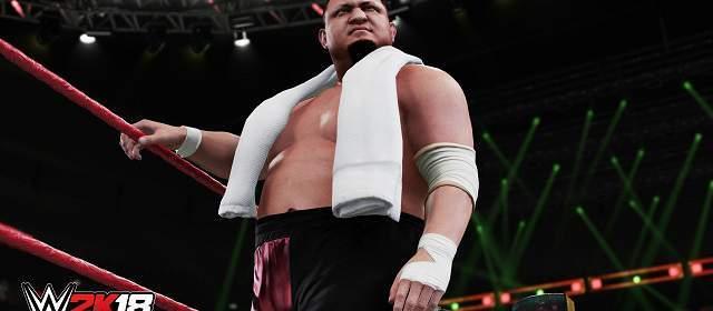WWE 2K18 también estará disponible en versión para PC
