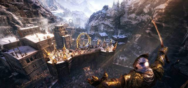Middle-earth: Shadow of War es el estreno de la semana