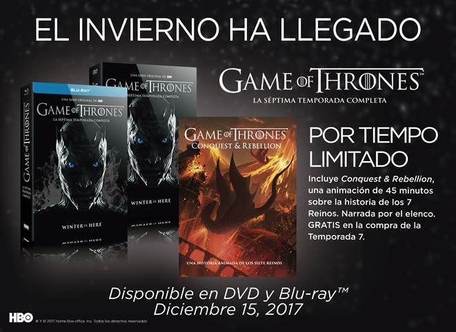 Game of Thrones, temporada 7