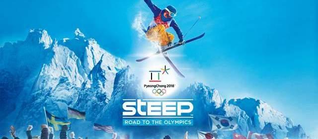Así será Road to the Olympics, el nuevo modo historia de Steep