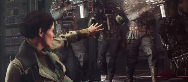 Trailer de lanzamiento de Wolfenstein II: The New Colossus