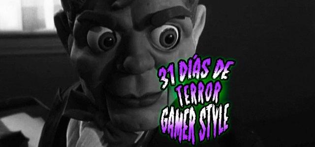 31 días de terror Gamer Style: Goosebomps (Escalofríos)