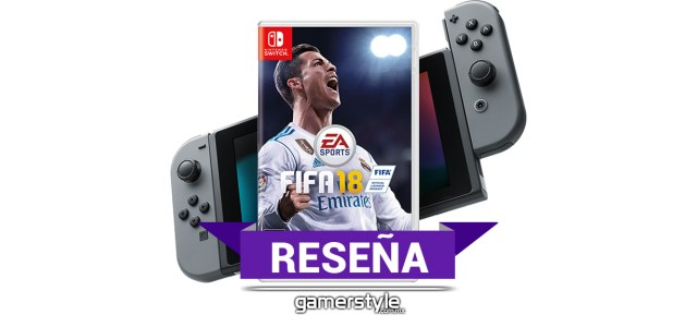 Reseña: FIFA 18 (Switch)