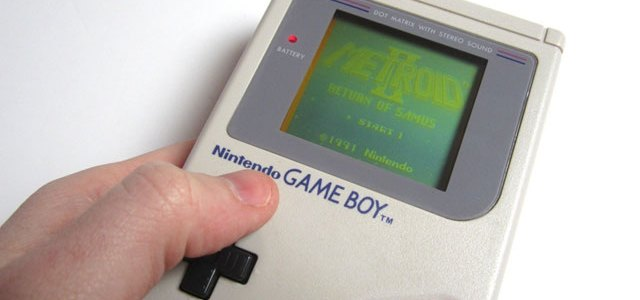 Registro de patente apunta a un Game Boy Classic Edition