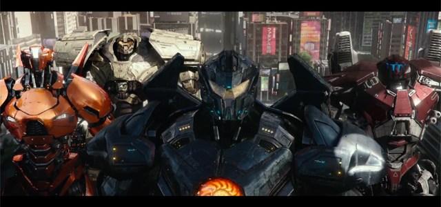 Pacific Rim podría tener su propio universo cinematográfico