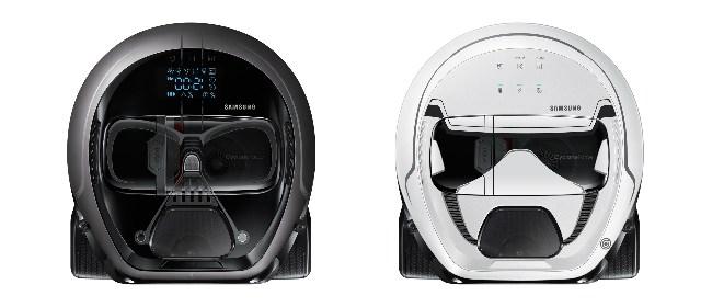 Samsung se inspira en Star Wars para el diseño de sus robots