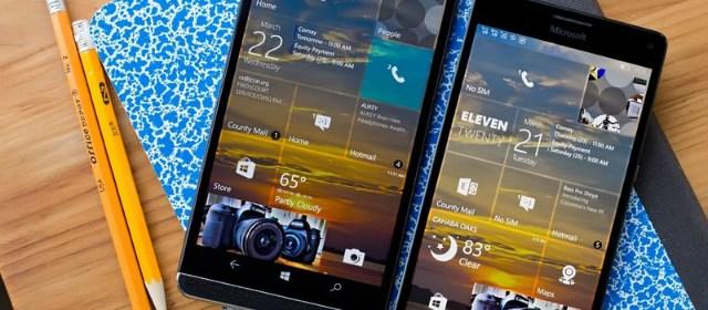 El adiós anunciado de Windows 10 Mobile
