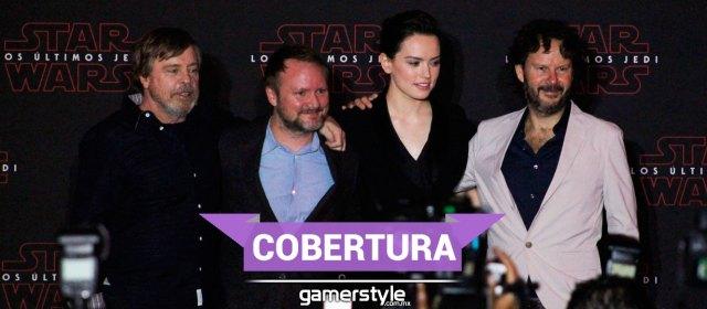 Galería: conferencia de prensa The Last Jedi