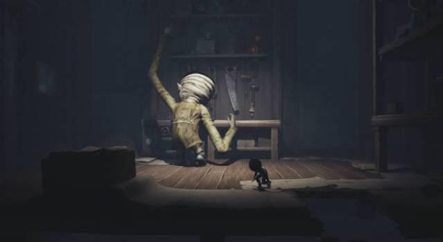 Nuevo DLC de Little Nightmares ya disponible