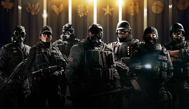 Conoce a los nuevos agentes de Tom Clancy's Rainbow Six Siege