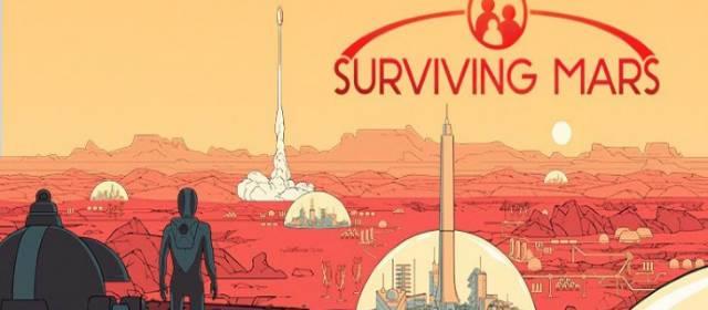 Deep Silver será el encargado de distribuir Surviving Mars
