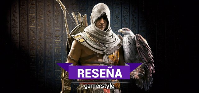 Reseña: Assassin's Creed Origins