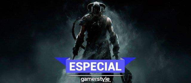 Skyrim, La Historia sin Fin de los videojuegos