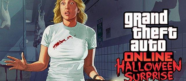 Grand Theft Auto Online celebra Halloween