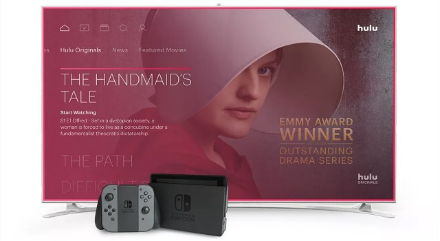Hulu es la primera app streaming en el Switch