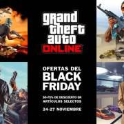 Ofertas de Black Friday en GTA Online