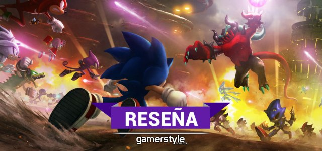 Reseña: Sonic Forces
