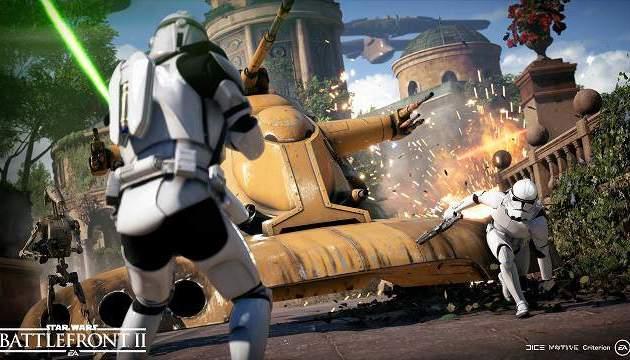 EA da marcha atrás; Star Wars Battlefront II no tendrá compras in-game