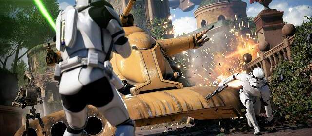 EA da marcha atrás; Star Wars Battlefront II no tendrá compras in-game