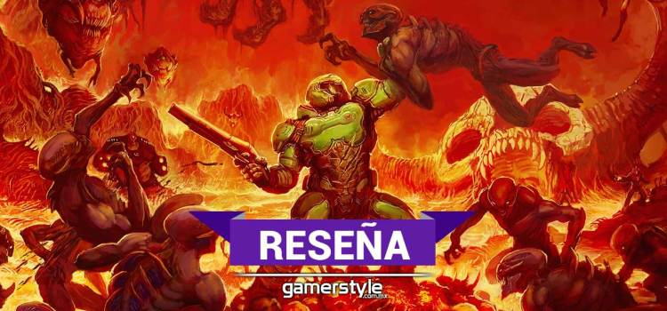 Reseña: Doom (Nintendo Switch)