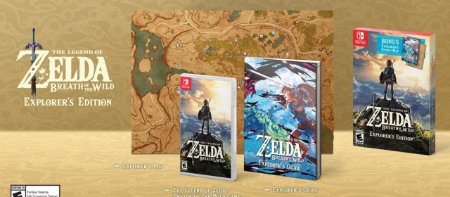 Nintendo lanzará bundle de Breath of the Wild y nuevo 2DS