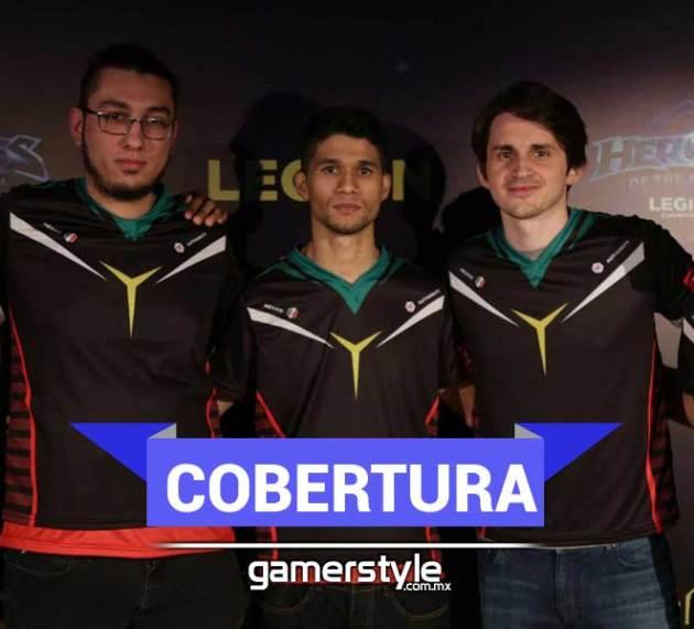 Cobertura: Heroes of the Storm Legion Championship