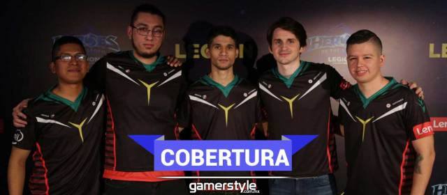 Cobertura: Heroes of the Storm Legion Championship