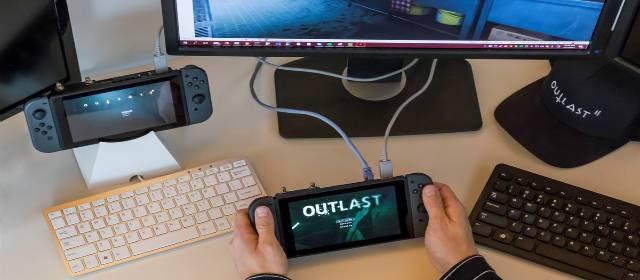 Outlast I y II llegarán a Switch en el primer cuarto 2018