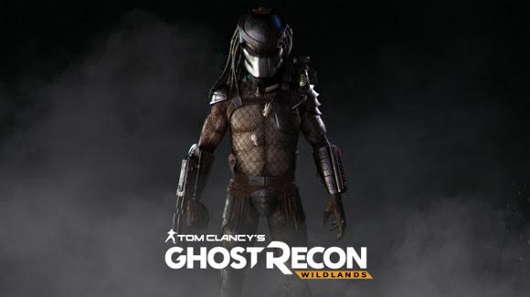 Depredador llega a Ghost Recon Wildlands