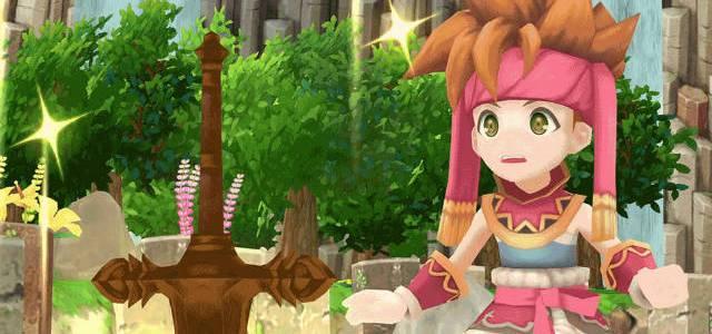 Edición física limitada de Secret of Mana para PS4