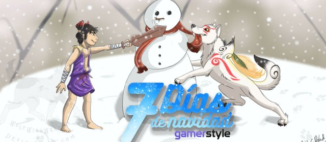 7 días de Navidad Gamer Style: 5 juegos con niveles invernales