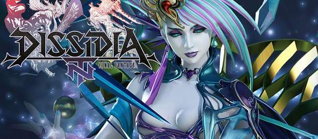 Se revela el cinemático de apertura de Dissidia Final Fantasy NT