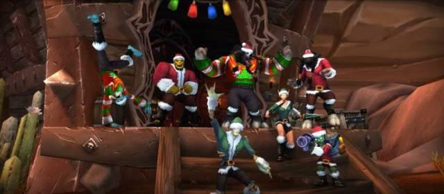 Ofertas navideñas en los juegos de Blizzard