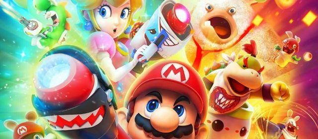 Mario + Rabbids Kingdom Battle recibe Versus Mode