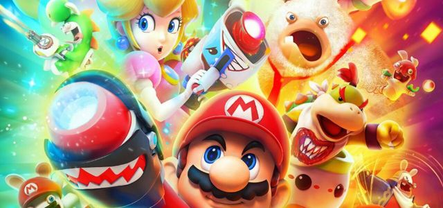 Mario + Rabbids Kingdom Battle recibe Versus Mode