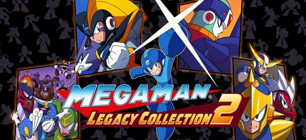Mega Man Legacy Collection 1 y 2 llegarán a Switch