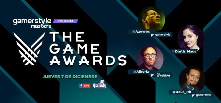 Estos son los expertos que comentarán para ti los Game Awards
