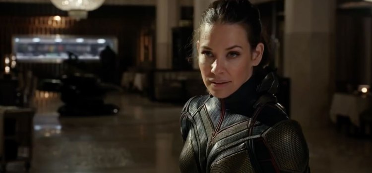 Marvel reveló el trailer de Ant-Man and the Wasp